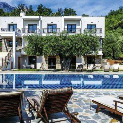Ipsario Garden Hotel - Skala Potamia, Thassos