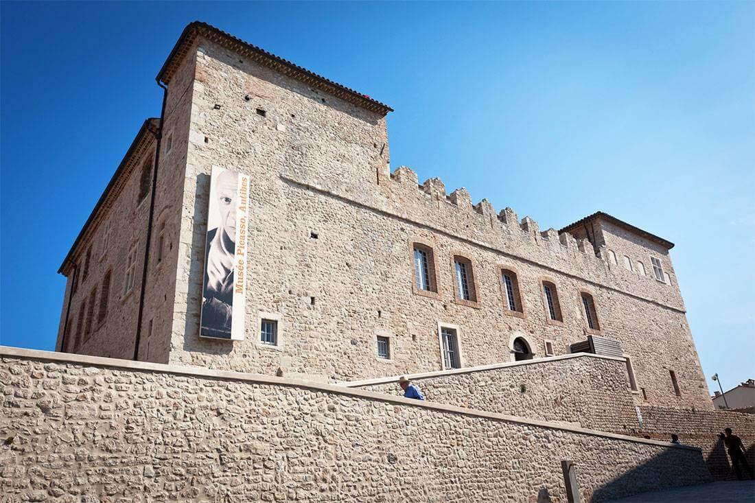 Castelul Grimaldi (Muzeul Picasso) - Antibes