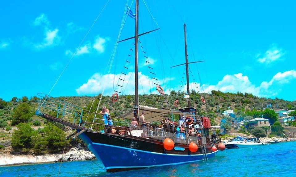 Croaziera insula Thassos