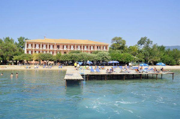 Hotel Dassia Beach - Corfu