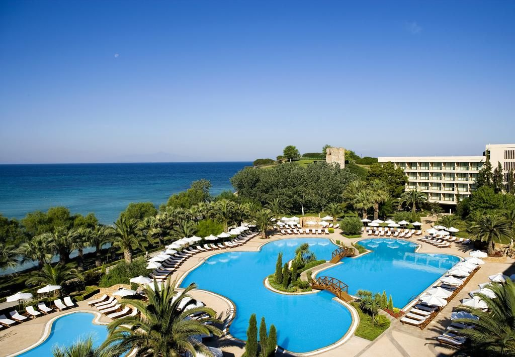 Hotel Sani Beach - Halkidiki