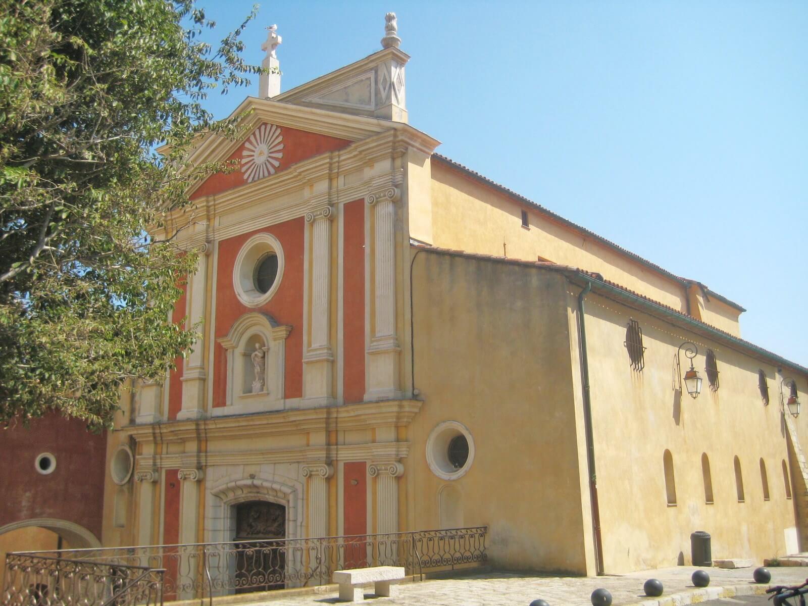 Notre-Dame-de-la-Platea d'Antibes