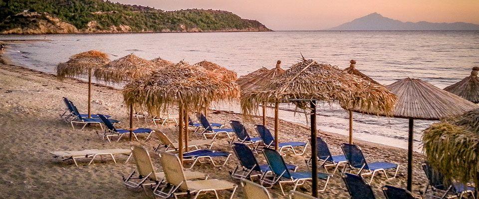 Plaja Potos - Thassos