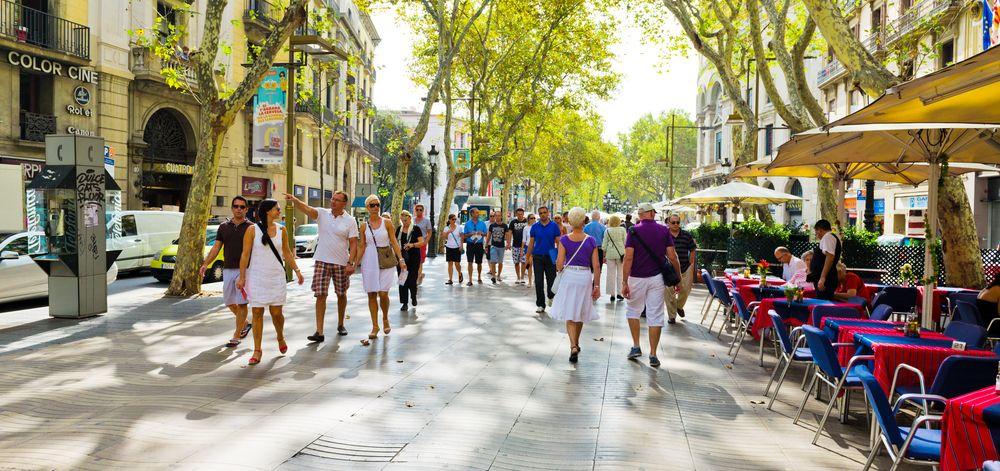 La Ramblas - Barcelona