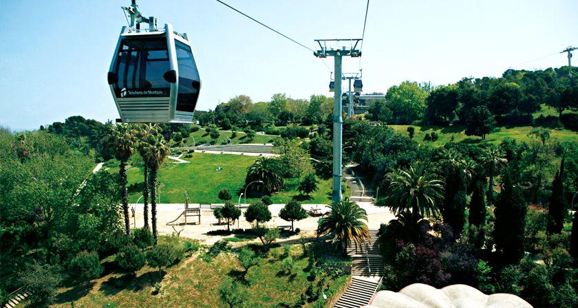 Parcul Montjuic - Barcelona