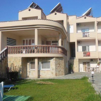 Hotel Ellas - Skala Potamia, Thassos