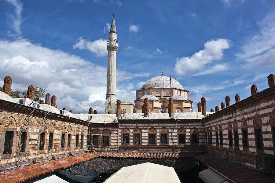Moscheea Hisar Camii - Izmir