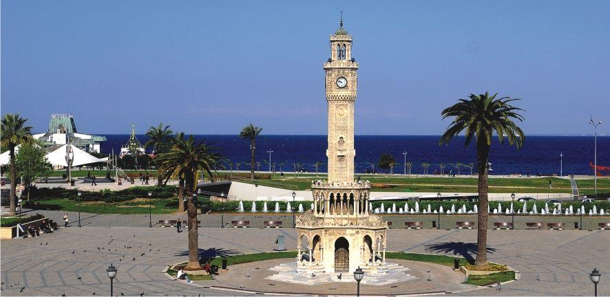 Turnul cu ceas (Saat Kulesi) - Izmir