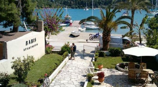 Babis Apartments - Nidri, Lefkada