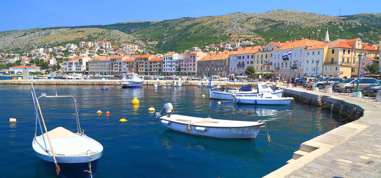Baska Voda - Croatia