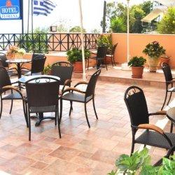 Hotel Florena - Nikiana - terasa