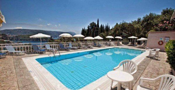 Hotel Odysseus - Paleokastritsa, Corfu