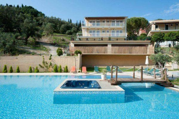 Marina Apartments - Agios Gordios, Corfu