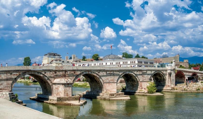 Podul de Piatra - Skopje