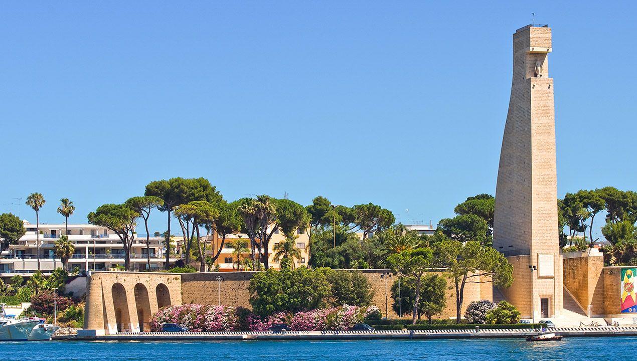 Monumentul Marinarului Italian - Brindisi