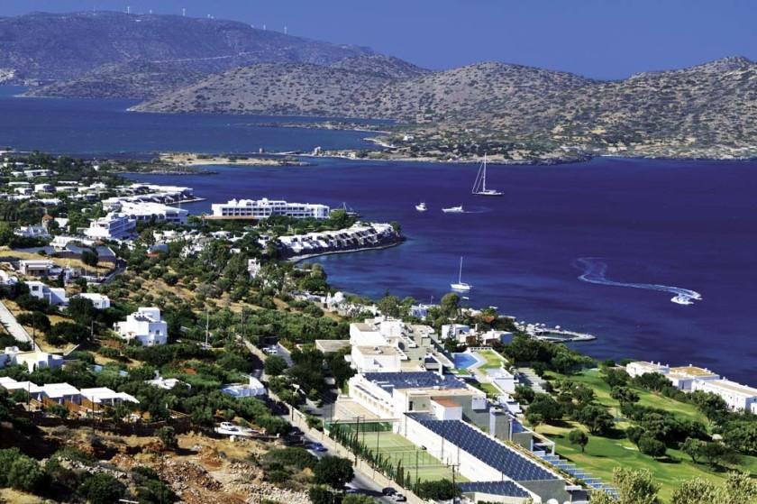 Elounda - insula Creta, Grecia