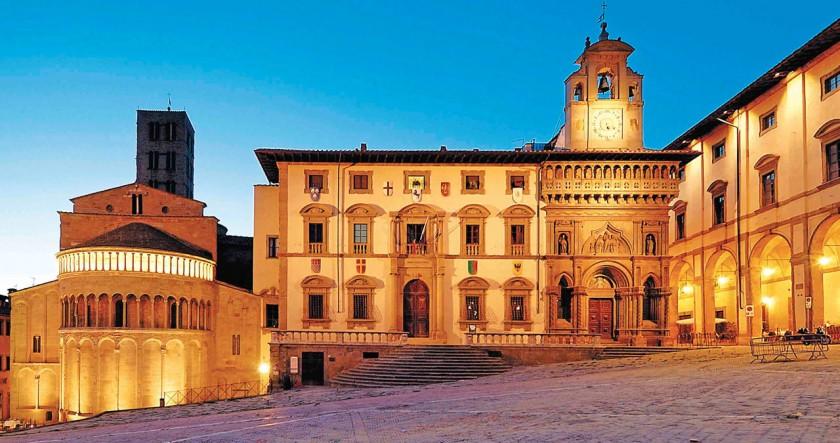 Fratenita dei Laici - Arezzo