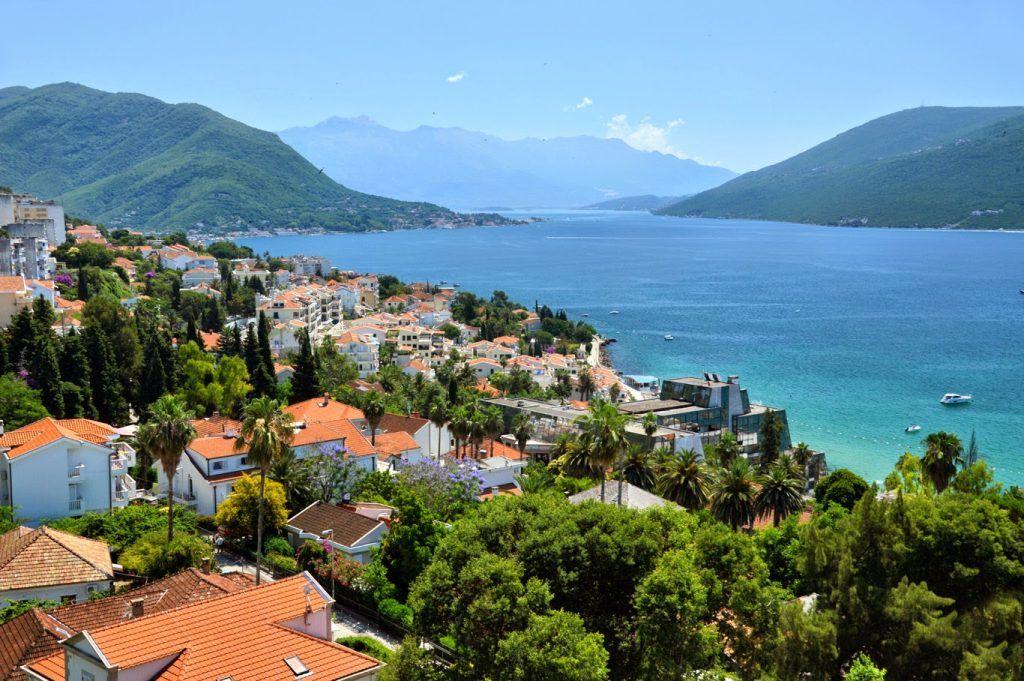 Herceg Novi - Muntenegru