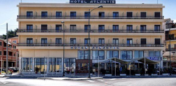 Hotel Atlantis - Corfu
