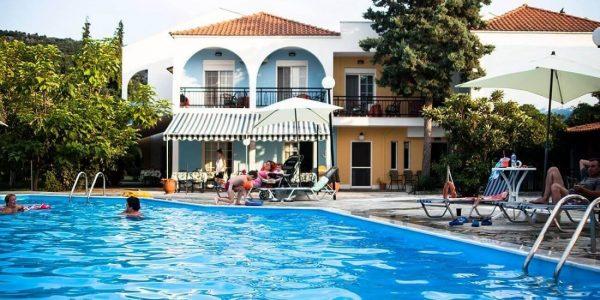 Hotel Chatziandreou - Prinos, Thassos