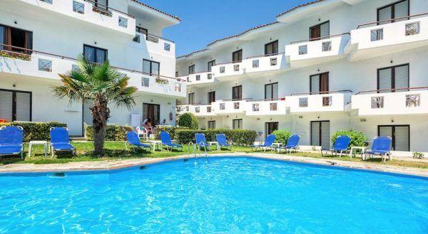 Hotel Dolphin Beach - Possidi, Halkidiki