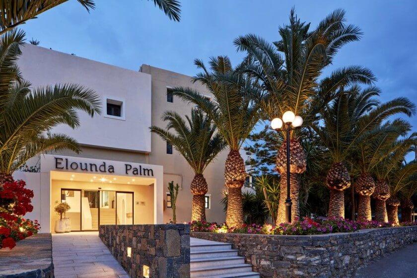 Hotel Elounda Palm - Creta