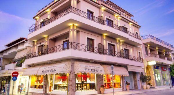 Hotel Galini - Limenas, Thassos
