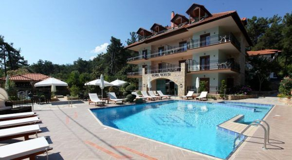 Hotel Glikadi - Limenas, Thassos