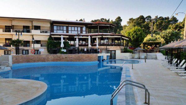 Hotel Makednos - Nikiti, Halkidiki