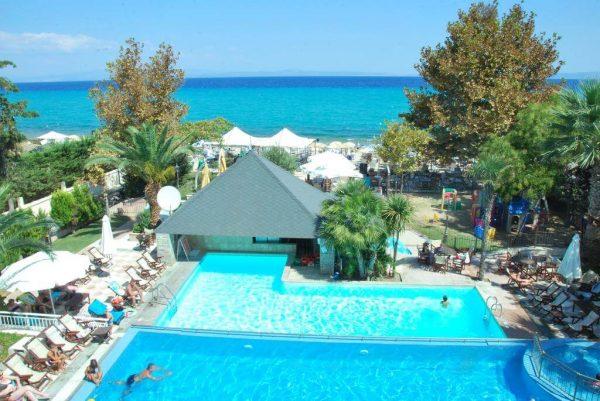 Hotel Naias - Hanioti
