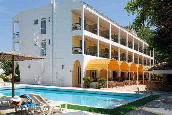 Hotel Popi Star - Gouvia, Corfu