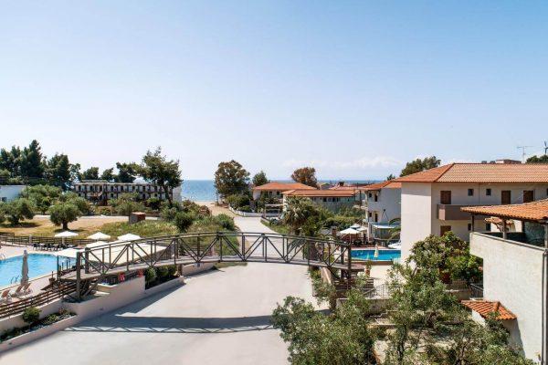 Hotel Simeon - Metamorfosis, Halkidiki