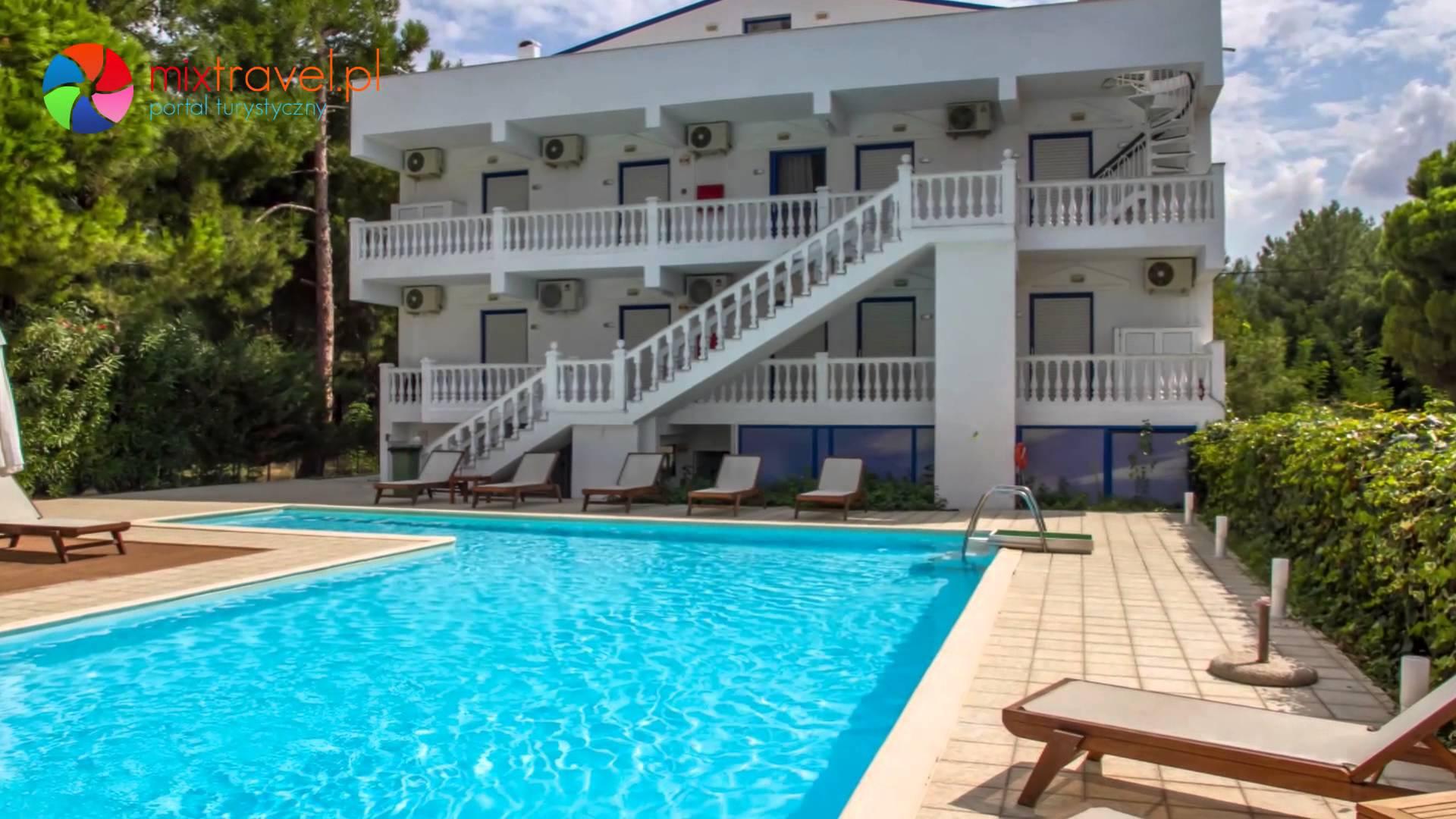 Kazaviti Hotel & Apartments - Skala Prinos, Thassos
