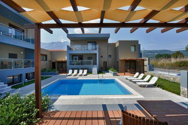 Mary's Luxury - Golden Beach, Thassos