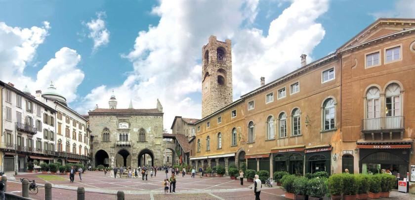 Piazza Vecchia - Bergamo