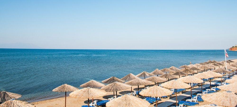 Plaja din Alexandroupolis