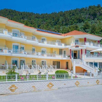 Sunny Hotel Thassos - Golden Beach