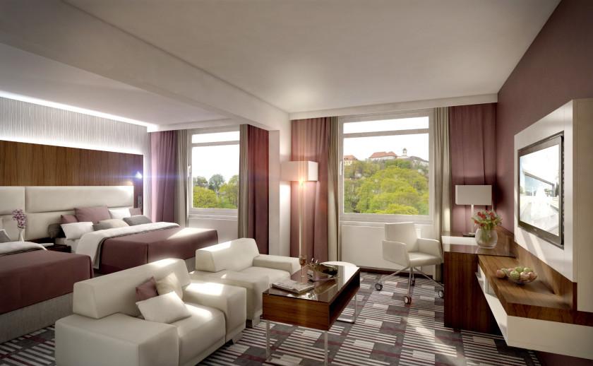 Best Western Premier Hotel International - Brno