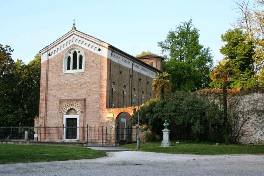 Cappella degli Scrovegni - Padova, Italia
