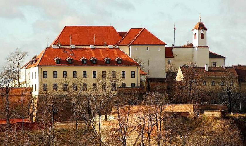 Castelul Spilberk - Brno, Cehia
