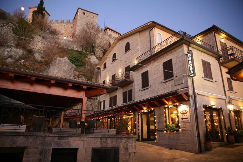Hotel Rosa - San Marino