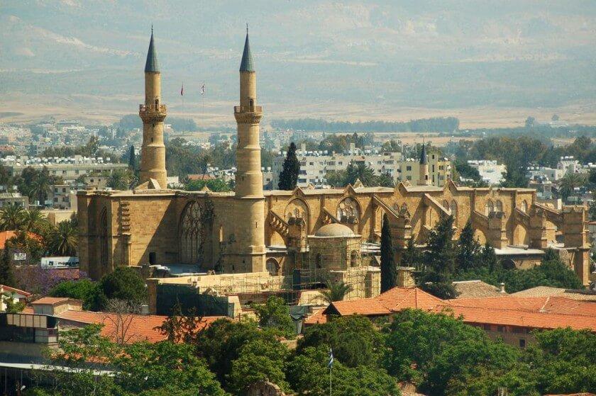 Moscheea Selimiye - Nicosia