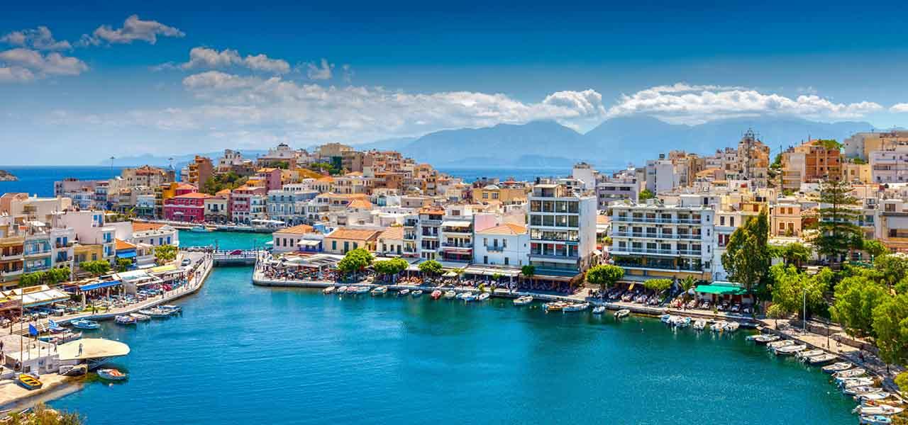 Agios Nikolaos - Creta, Grecia