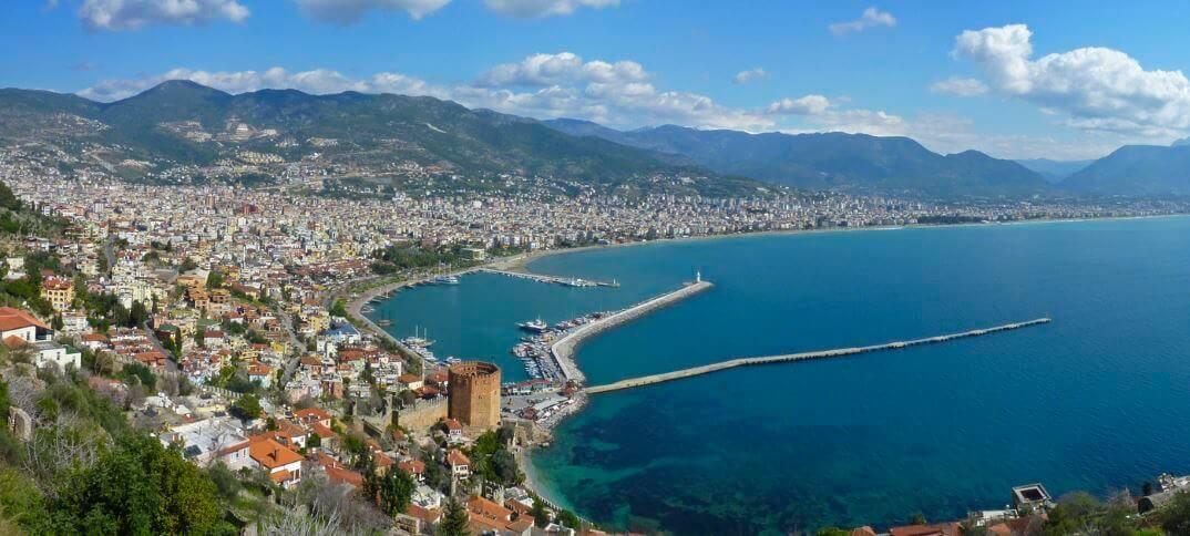 Alanya - Turcia