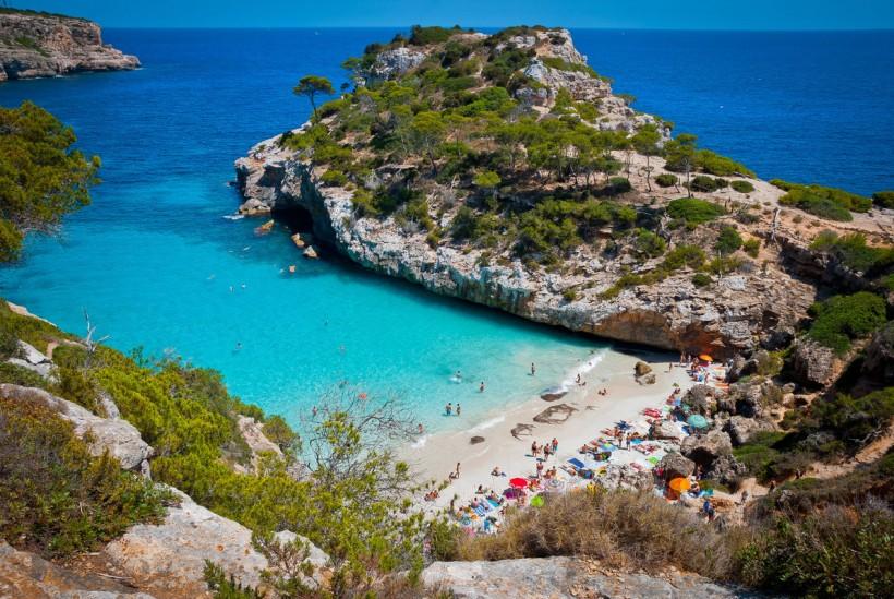 Calo des Moro - Mallorca, Spania