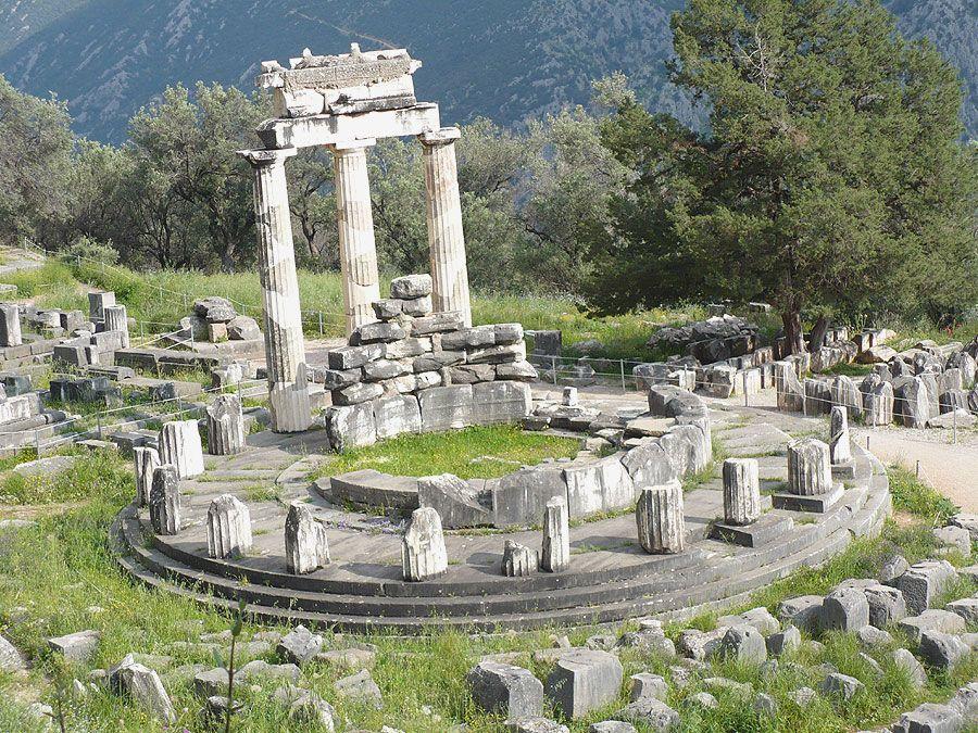 Delfi - Grecia