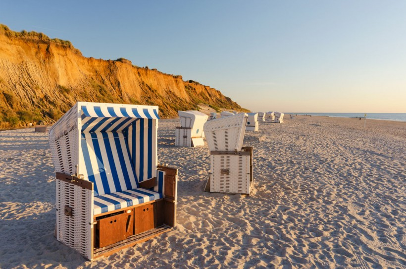 Kampen Beach - Germania