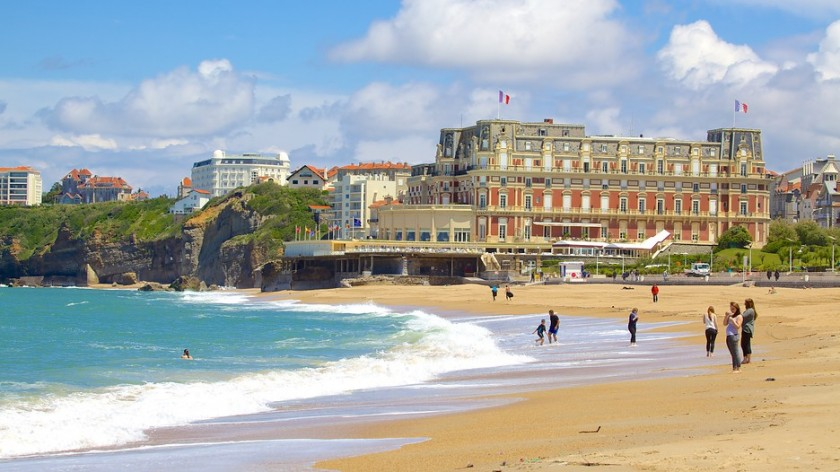 La Grand Plage - Biarritz