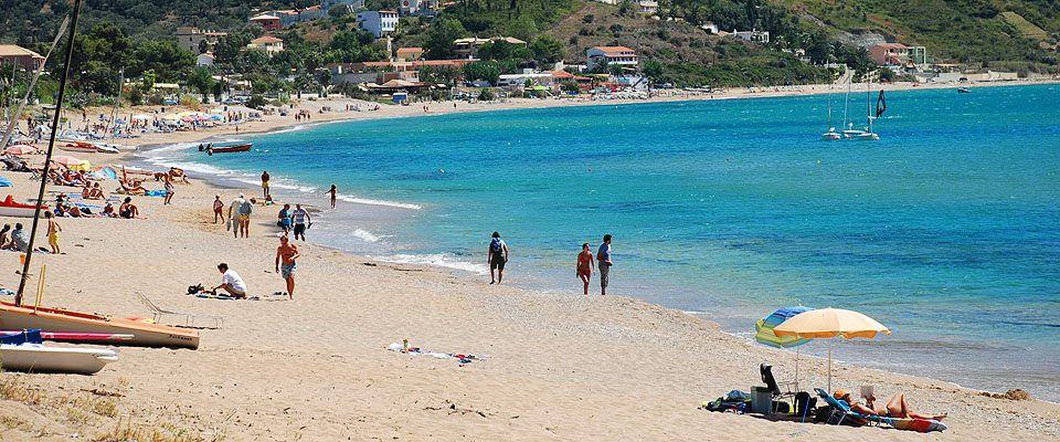 Plaja Agios Georgios - Corfu