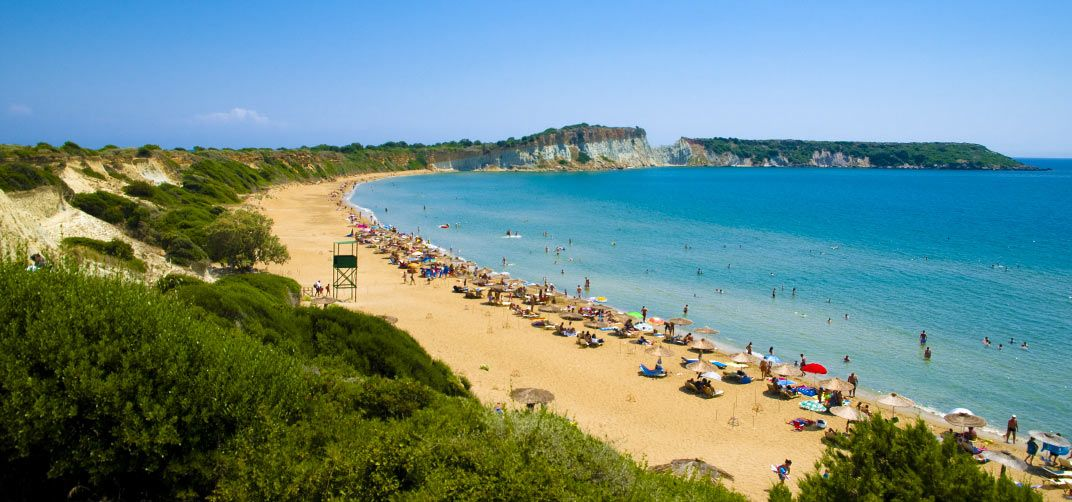 Plaja Kalamaki - Zakynthos